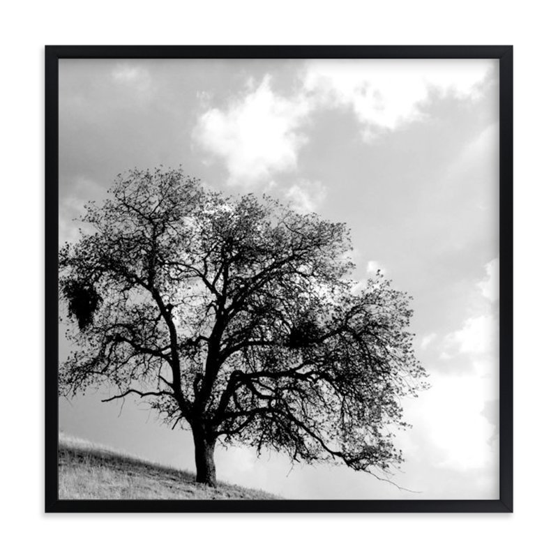 """""""Twisted In Time"""" - Art Print by Leslie Le Coq in beautiful frame options and a variety of sizes."""