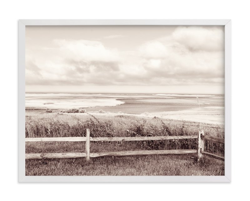 """""""monochrome wetland"""" - Art Print by Qing Ji in beautiful frame options and a variety of sizes."""