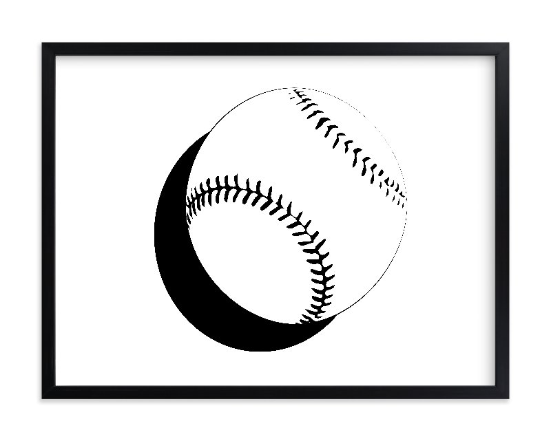 Baseball Wall Art Prints By Cory Pershing | Minted