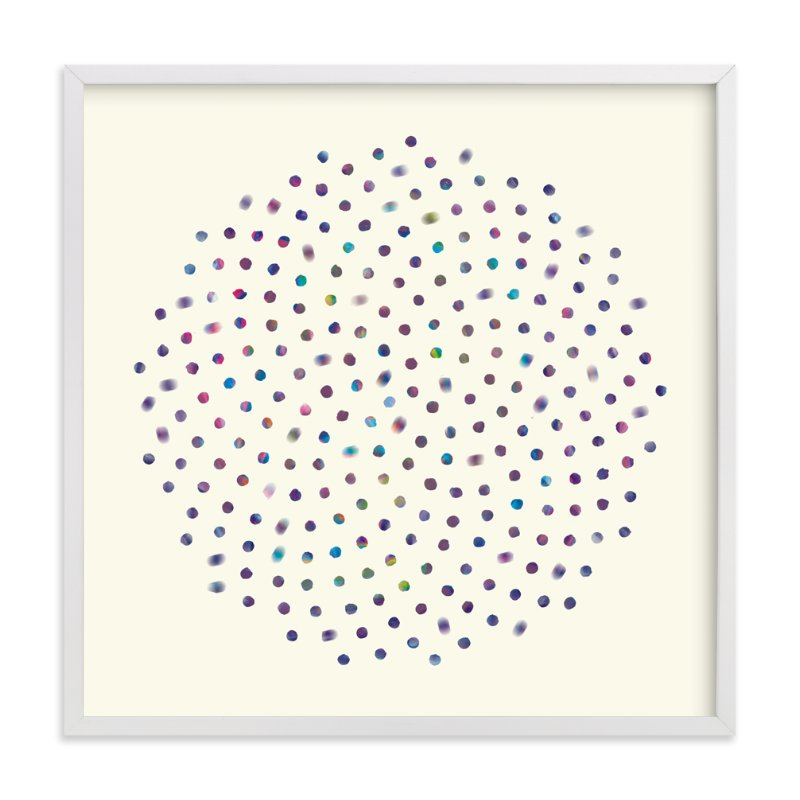 """Spectrum No.11"" - Art Print by Kevin Robinson in beautiful frame options and a variety of sizes."