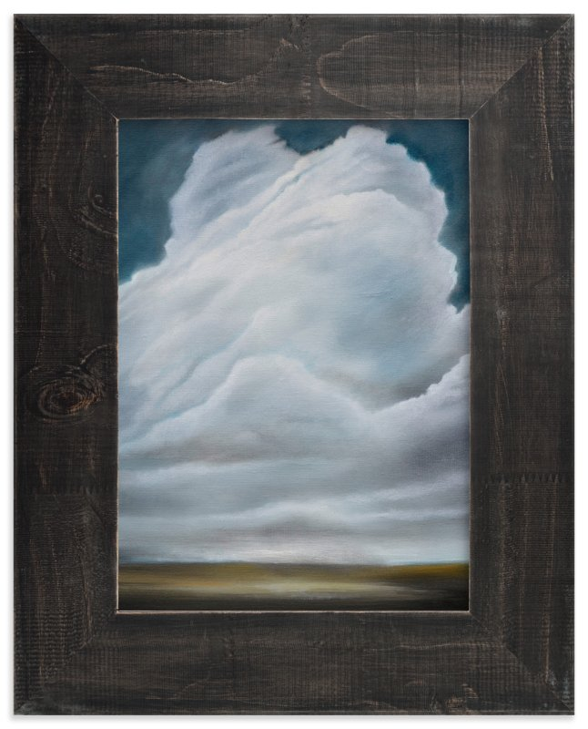 """I still see giants"" - Art Print by Kelly Money in beautiful frame options and a variety of sizes."