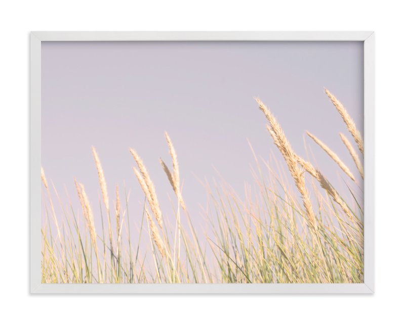 """Seagrass"" - Art Print by Angela Thompson in beautiful frame options and a variety of sizes."