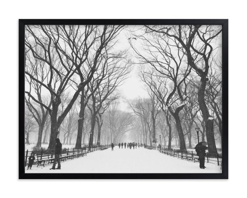 """'Neath the Elms"" - Art Print by xolaura in beautiful frame options and a variety of sizes."