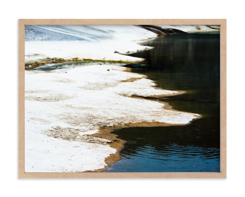 """Pedernales"" - Art Print by Kaitlin Rebesco in beautiful frame options and a variety of sizes."