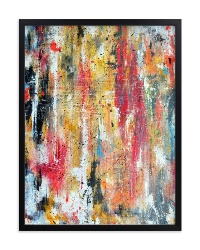"""""""Flawed Beauty"""" - Art Print by matt barnhart in beautiful frame options and a variety of sizes."""