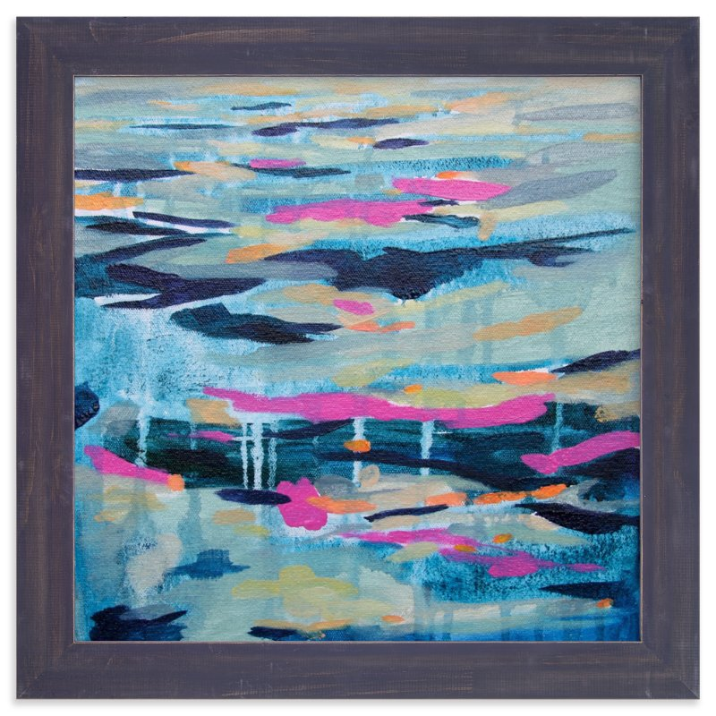"""Tilt Shift"" - Limited Edition Art Print by Kelly Johnston in beautiful frame options and a variety of sizes."