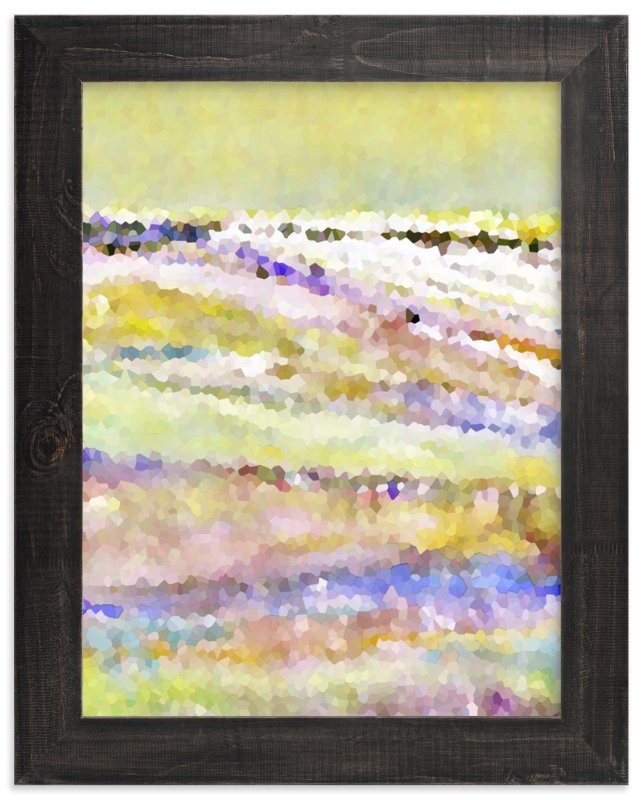 """""""Facet"""" - Art Print by Grace Kreinbrink in beautiful frame options and a variety of sizes."""