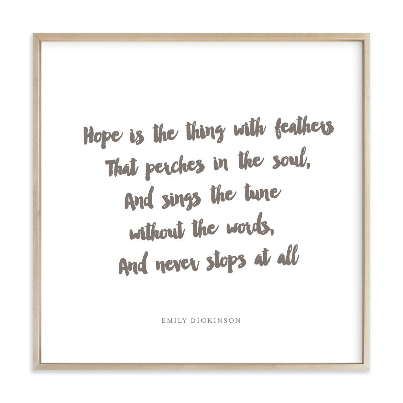 Your Favorite Poem As An Art Print Kids Drawn Art by Minted | Minted