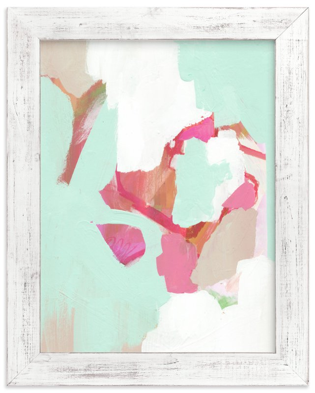 """""""Atelier"""" - Art Print by Makewells in beautiful frame options and a variety of sizes."""