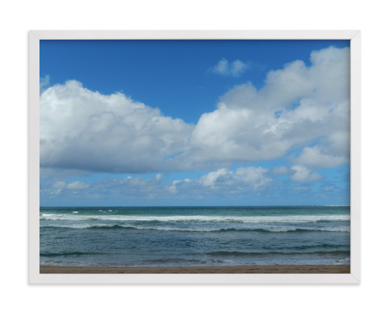 """""""Dreamy Afternoon"""" - Art Print by Jan Kessel in beautiful frame options and a variety of sizes."""