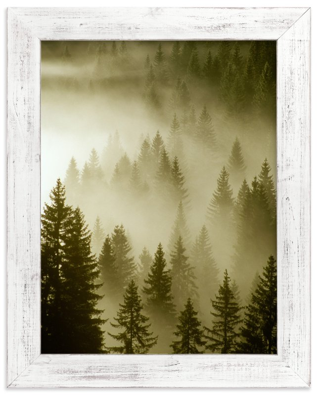 """""""Mystical Forest """" - Art Print by Uros Zagozen in beautiful frame options and a variety of sizes."""