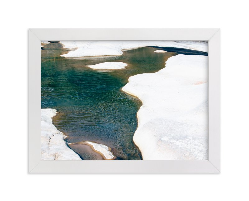 """Pedernales Falls"" - Art Print by Kaitlin Rebesco in beautiful frame options and a variety of sizes."