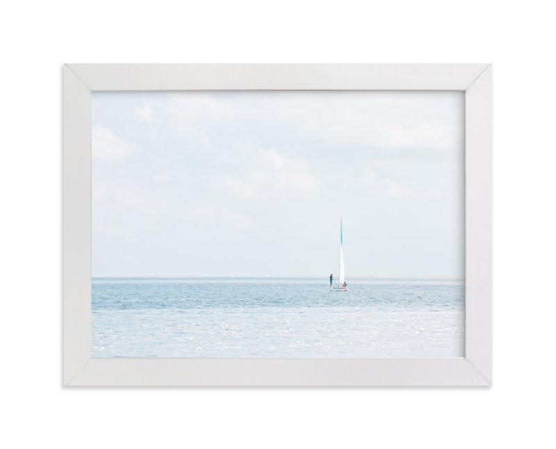 """""""Aimlessly"""" - Art Print by Alexandra Feo in beautiful frame options and a variety of sizes."""