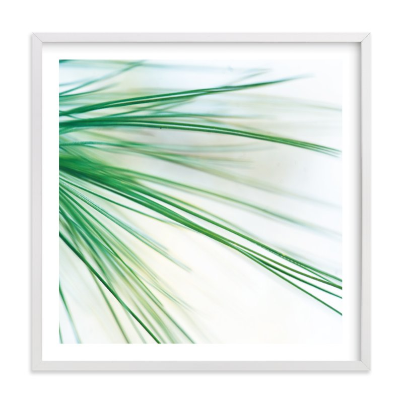 """Pine Study 1"" - Art Print by Smile Peace Love in beautiful frame options and a variety of sizes."