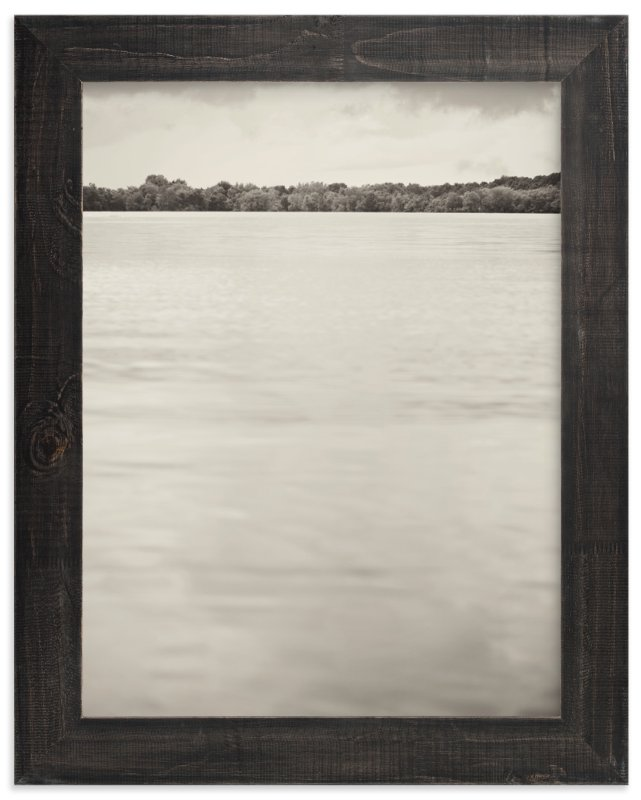 """The Lake Before a Storm"" - Art Print by Sara Heilwagen in beautiful frame options and a variety of sizes."