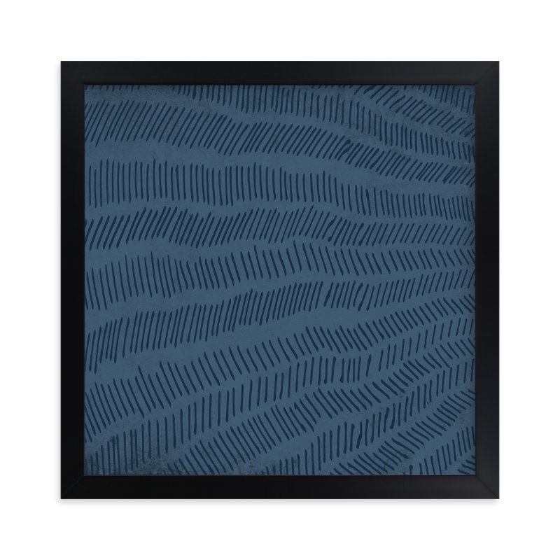 """""""Stacked"""" - Art Print by Paper Dahlia in beautiful frame options and a variety of sizes."""