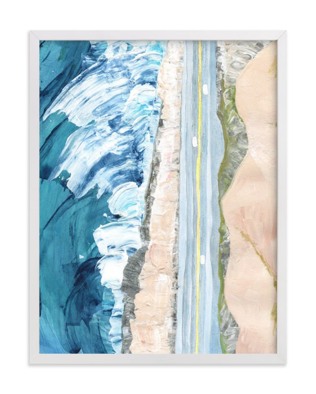 pacific coast highway by Denise Wong
