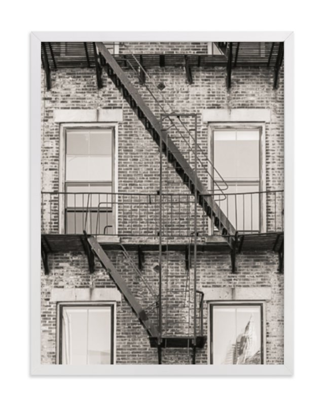 """""""Brooklyn"""" - Art Print by Lindsay Ferraris Photography in beautiful frame options and a variety of sizes."""