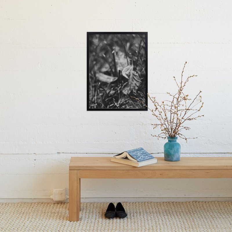 """""""Beneath Your Feet"""" - Art Print by Catherine Culvenor in beautiful frame options and a variety of sizes."""