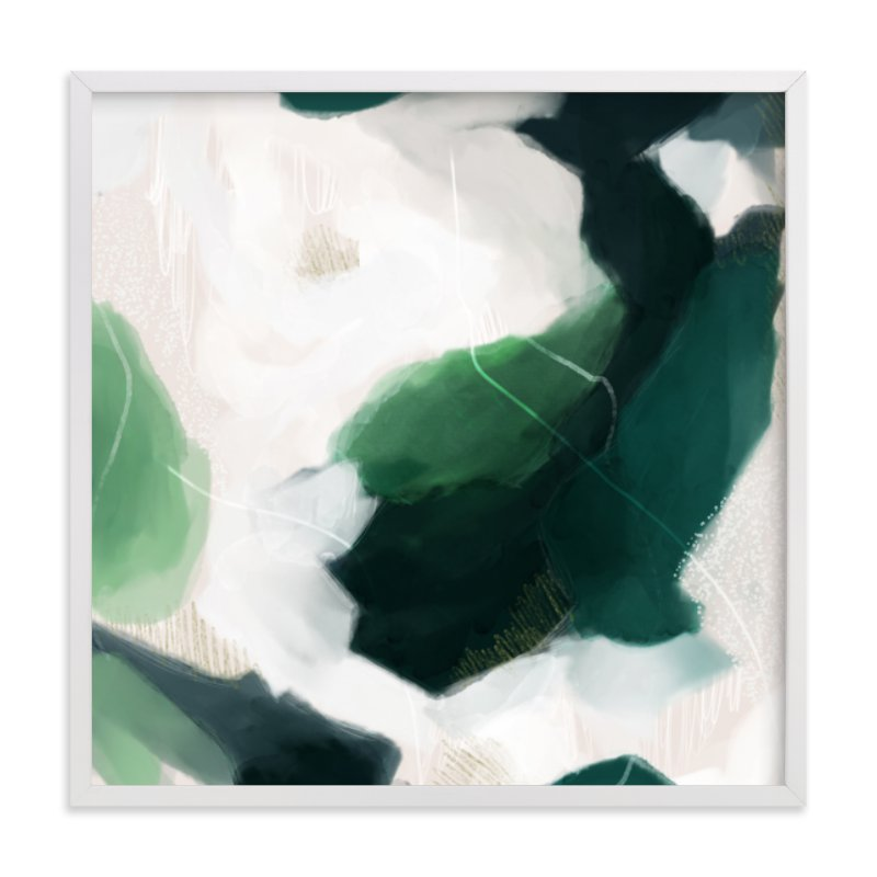 """""""Oja"""" - Art Print by Parima Studio in beautiful frame options and a variety of sizes."""
