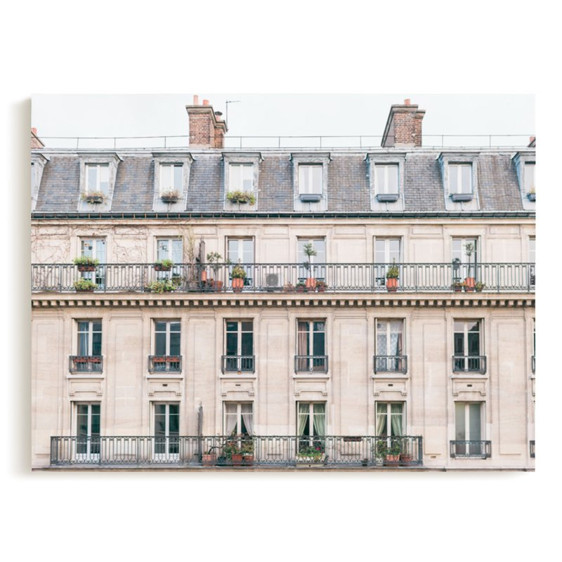 Days in Paris Art Print