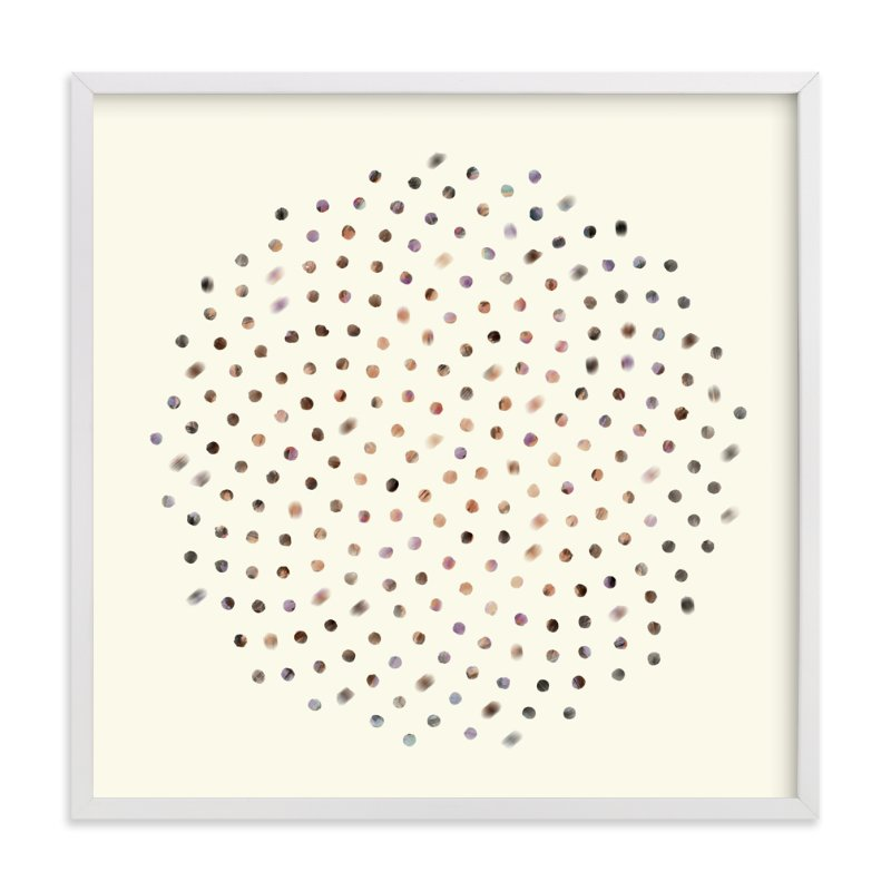 """Spectrum No.9"" - Art Print by Kevin Robinson in beautiful frame options and a variety of sizes."