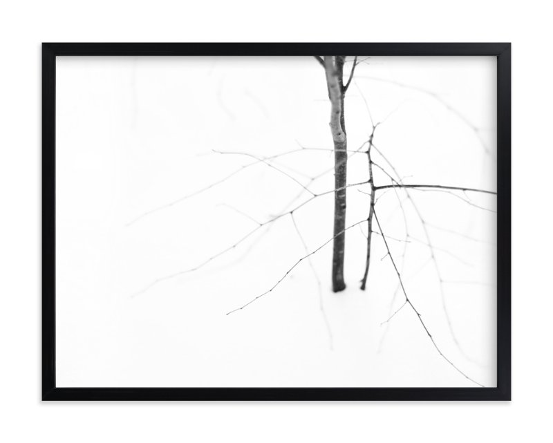 """January"" - Art Print by Donna Rosser in beautiful frame options and a variety of sizes."