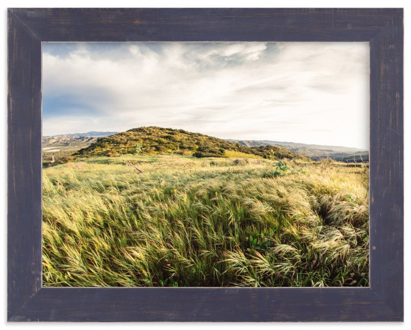 """Breezy Mornin'"" - Art Print by Kamala Nahas in beautiful frame options and a variety of sizes."