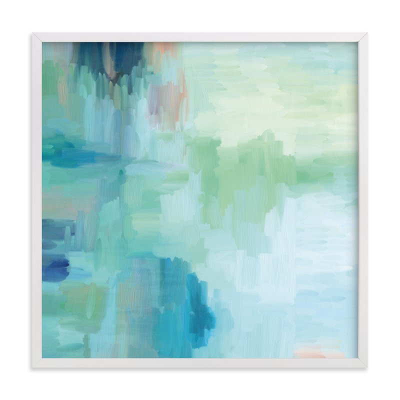 """""""Summer Reflections"""" - Art Print by Amy Hall in beautiful frame options and a variety of sizes."""
