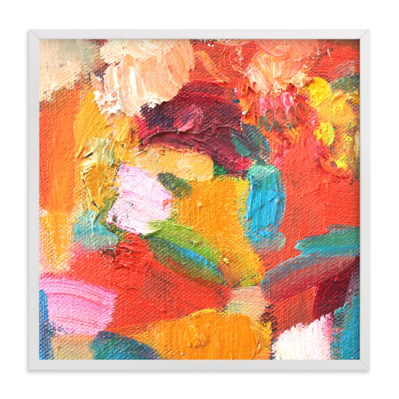 """scattered sunshine"" - Art Print by Beth Allen in beautiful frame options and a variety of sizes."